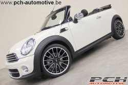 MINI Cooper D Cabriolet 1.6 Turbo 112cv Start/Stop **ETAT NEUF!!!**