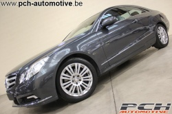 MERCEDES-BENZ E 250 CDI Coupé 204cv Aut. Elegance BlueEFFICIENCY