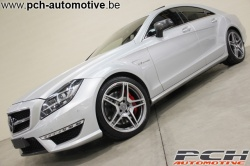 MERCEDES-BENZ CLS 63 AMG 557cv **PACK PERFORMANCE**FULL OPTIONS**
