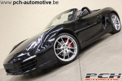 PORSCHE Boxster S 3.4i 315cv PDK **FULL OPTIONS!!!**