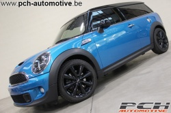MINI Cooper S Clubman 1.6i 163cv Aut. ***FULL OPTIONS***