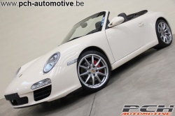 PORSCHE 997 Carrera S Cabriolet 3.8i 385cv PDK *FULL OPTIONS*