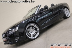 AUDI A5 Cabriolet 3.0 TDi V6 Quattro S-Line S-Tronic
