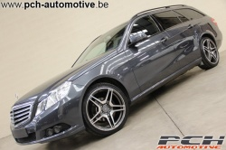 MERCEDES-BENZ E 200 CDI Break 136cv BlueEFFICIENCY Automatique