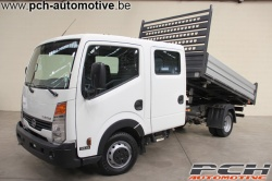NISSAN Cabstar 35.13 2.5 DCi 130cv *TRI-BENNE*DOUBLE CABINE*