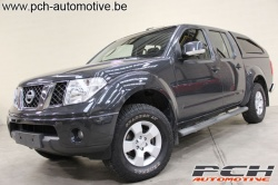 NISSAN Navara 2.5 DCi 170cv Double Cabine !!! 35.000 Kms !!!