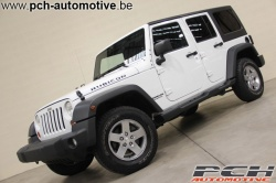 JEEP Wrangler Unlimited 2.8 Turbo CRD Rubicon Aut.