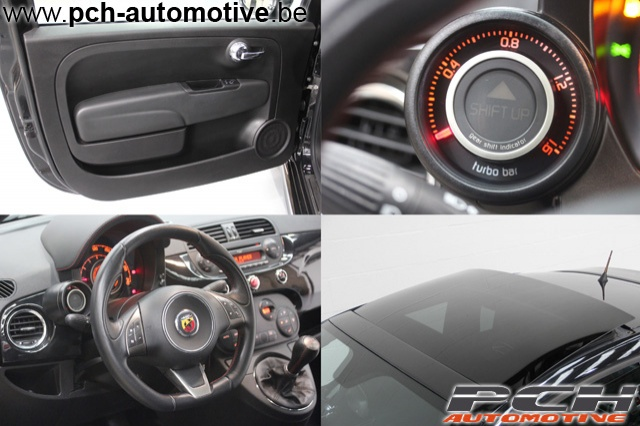 ABARTH 500 Essesse 1.4 T-Jet Turbo 160cv
