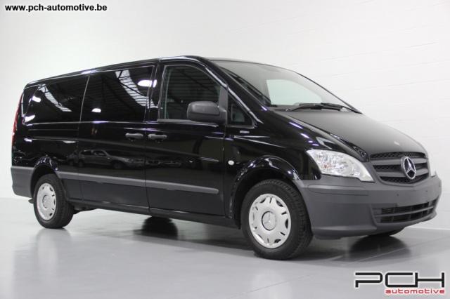 mercedes-benz vito 113 cdi extra long minibus