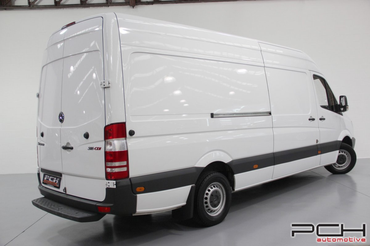 mercedes benz sprinter 316 cdi 163cv maxi a3h2 clim pch automotive. Black Bedroom Furniture Sets. Home Design Ideas