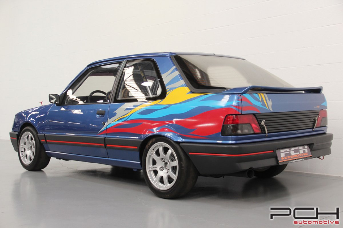 peugeot 309 gti groupe a