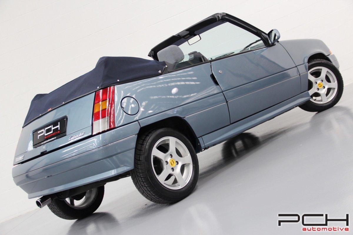 renault super 5 gts cabriolet by ebs pch automotive. Black Bedroom Furniture Sets. Home Design Ideas