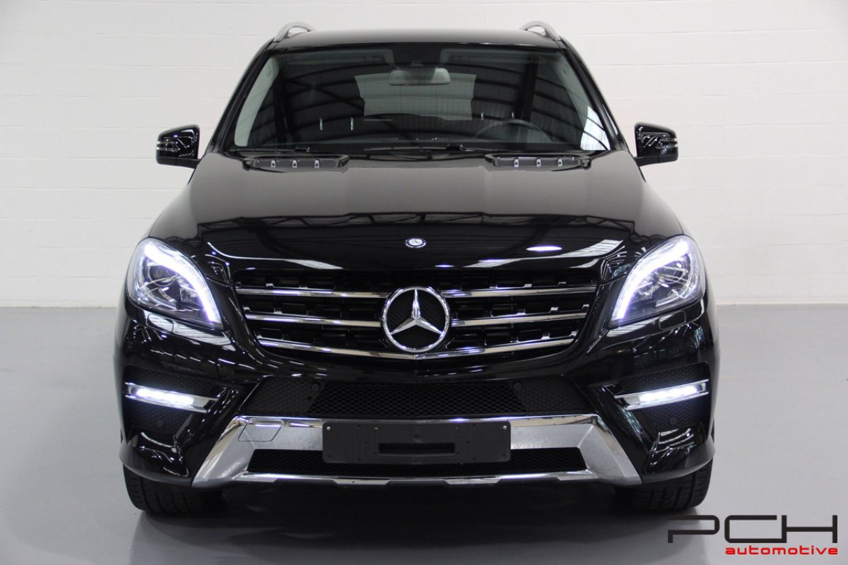 mercedes benz ml 250 cdi 204cv bluetec 4 matic amg line pch automotive. Black Bedroom Furniture Sets. Home Design Ideas