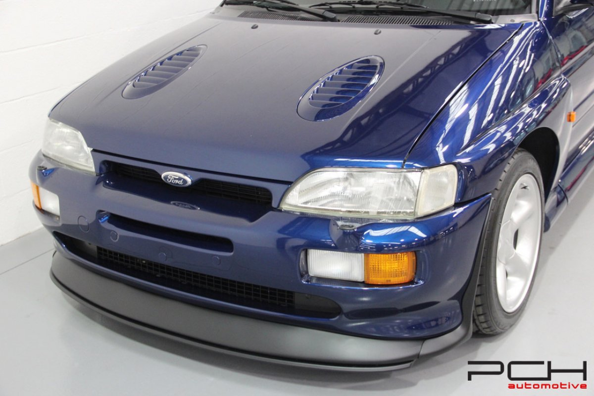 FORD Escort 2.0 220cv RS Cosworth Luxury