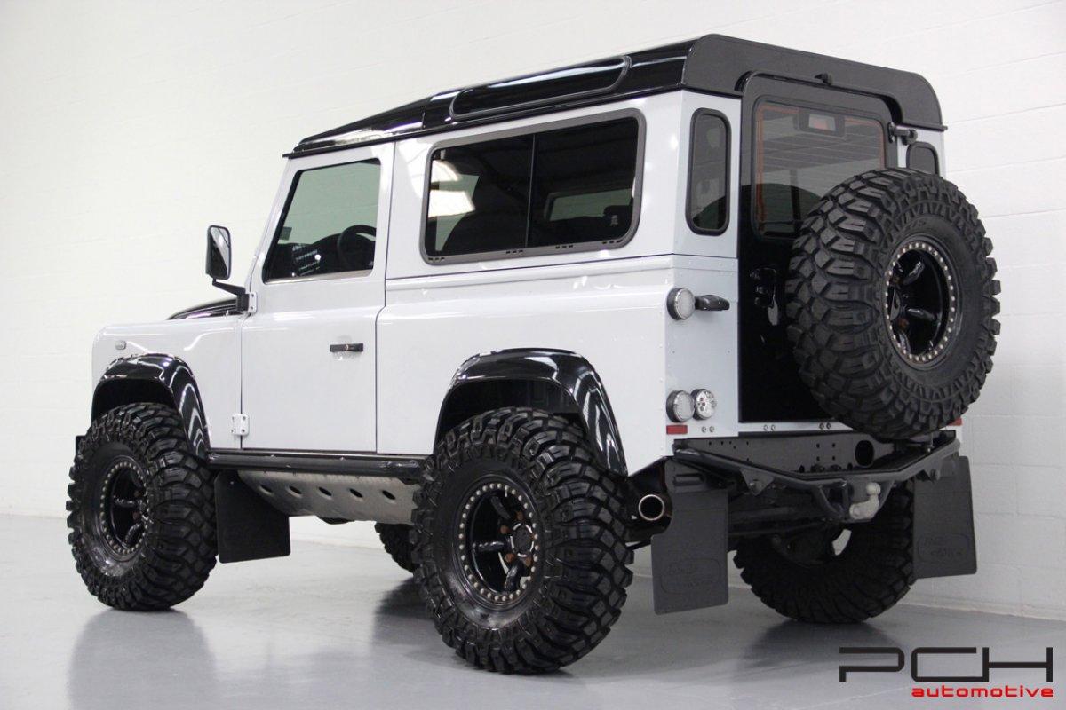 land rover defender 90 td4 se final edition off road pch automotive. Black Bedroom Furniture Sets. Home Design Ideas