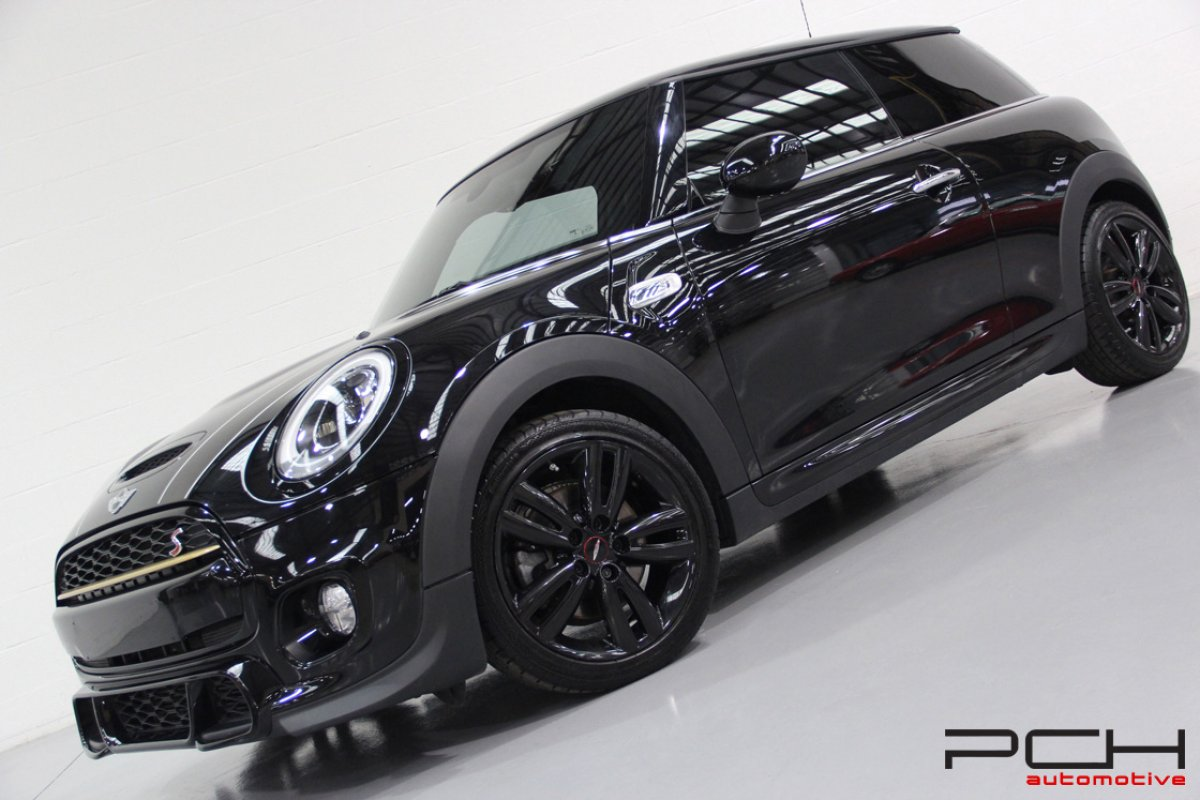 mini cooper s 2 0 163cv aut sport john cooper works pch automotive. Black Bedroom Furniture Sets. Home Design Ideas