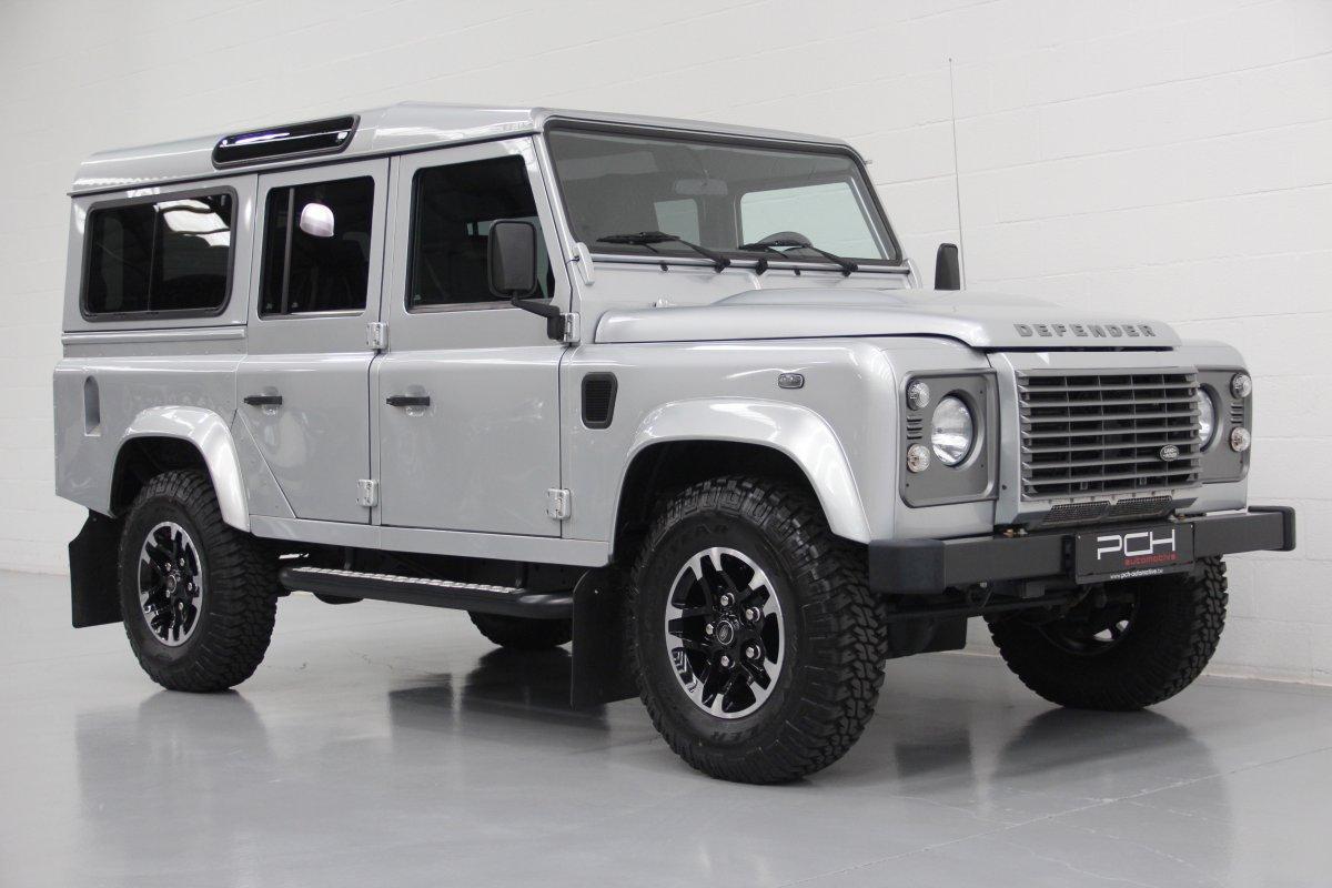 land rover defender 110 td4 se pch automotive. Black Bedroom Furniture Sets. Home Design Ideas