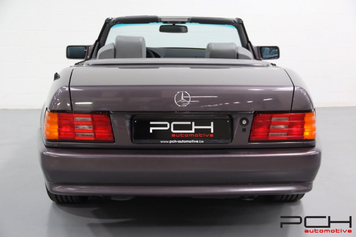 MERCEDES-BENZ SL 320 Automatique + Hard-Top