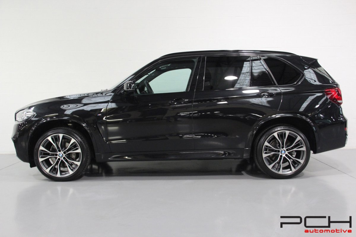 bmw x5 2 0 d xdrive25 211cv aut    kit m-sport