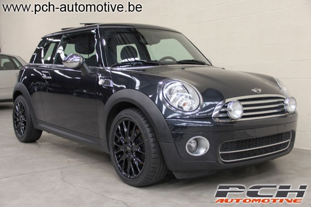 MINI Cooper D 1.6 Turbo 110cv DPF Start/Stop
