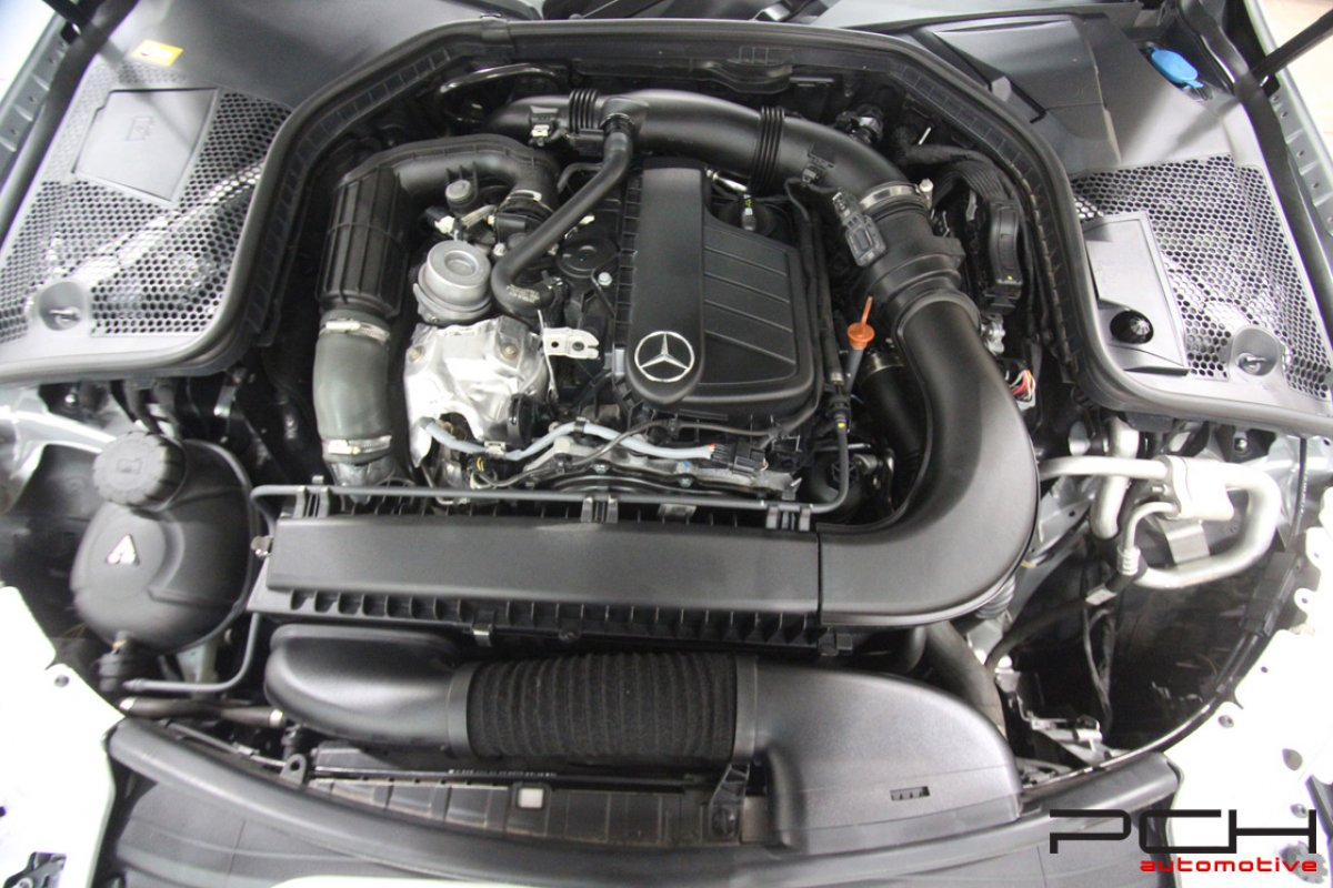 MERCEDES-BENZ C 180 d Break 116cv AMG-Line