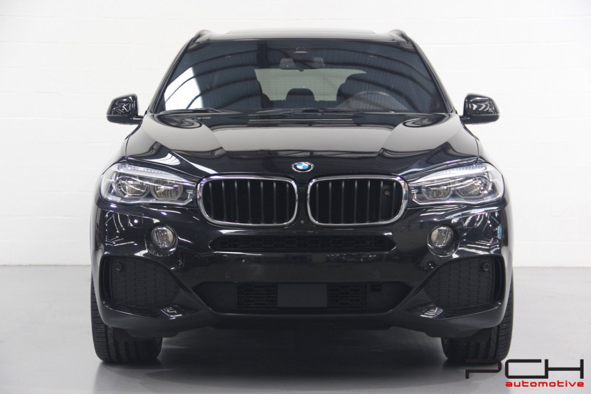 BMW X5 2.0 D xDrive25 231cv Aut. - KIT M SPORT - FULL FULL OPTIONS! -