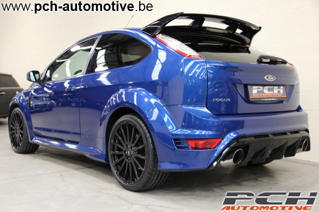 ford focus rs 2 5 turbo 305cv pch automotive. Black Bedroom Furniture Sets. Home Design Ideas