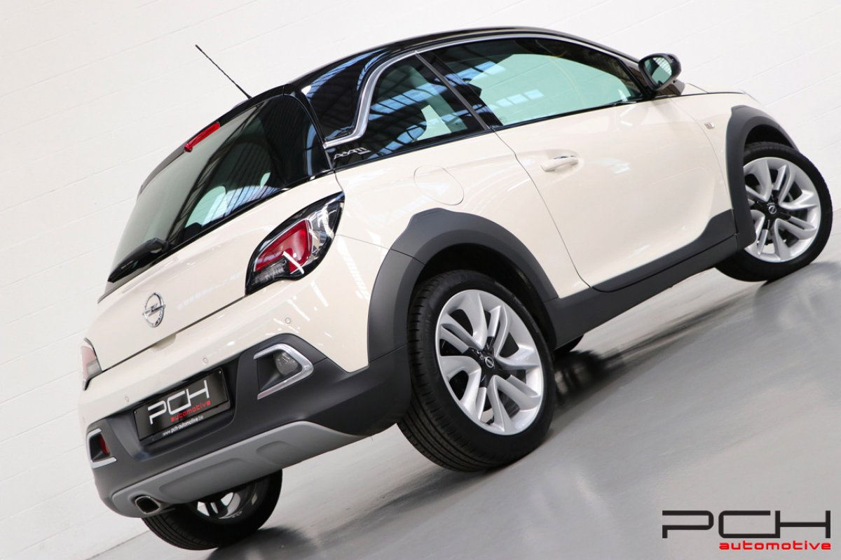OPEL Adam Rocks 1.0 Turbo 90cv ECOTEC - GARANTIE 2024! -