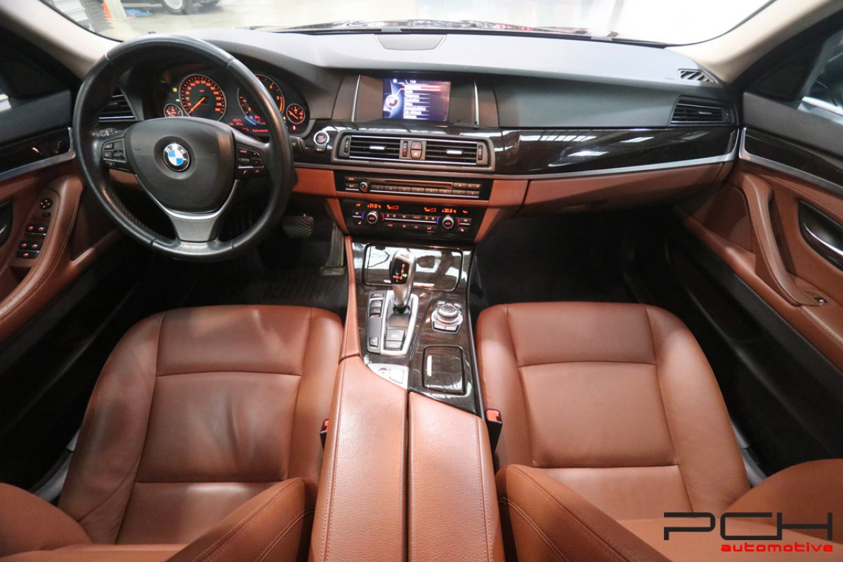 BMW 518 D Touring 150cv Automatique