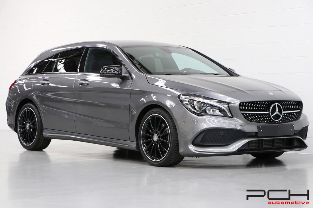MERCEDES-BENZ CLA 180 d 110cv Shooting Brake - AMG Line -