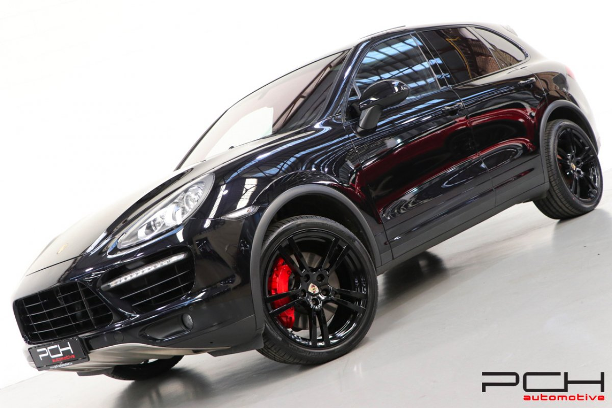 PORSCHE Cayenne Turbo 4.8 V8 500cv Tiptronic S - FULL FULL OPTIONS!!! -