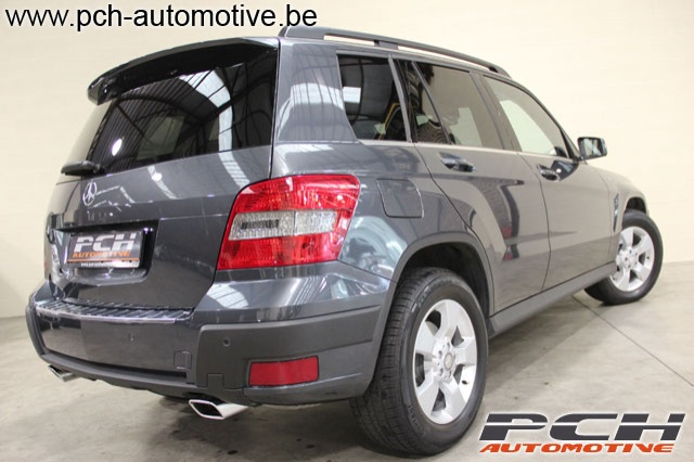 MERCEDES-BENZ GLK 200 CDi 136cv BlueEFFICIENCY Automatique