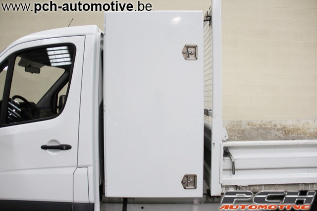 mercedes sprinter 516 cdi benne basculante coffre pch automotive