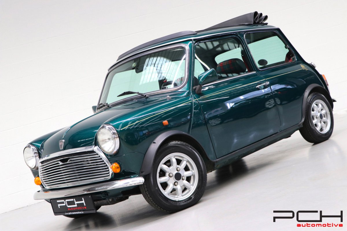 MINI 1.3i Cooper Open Air - Balmoral Edition -
