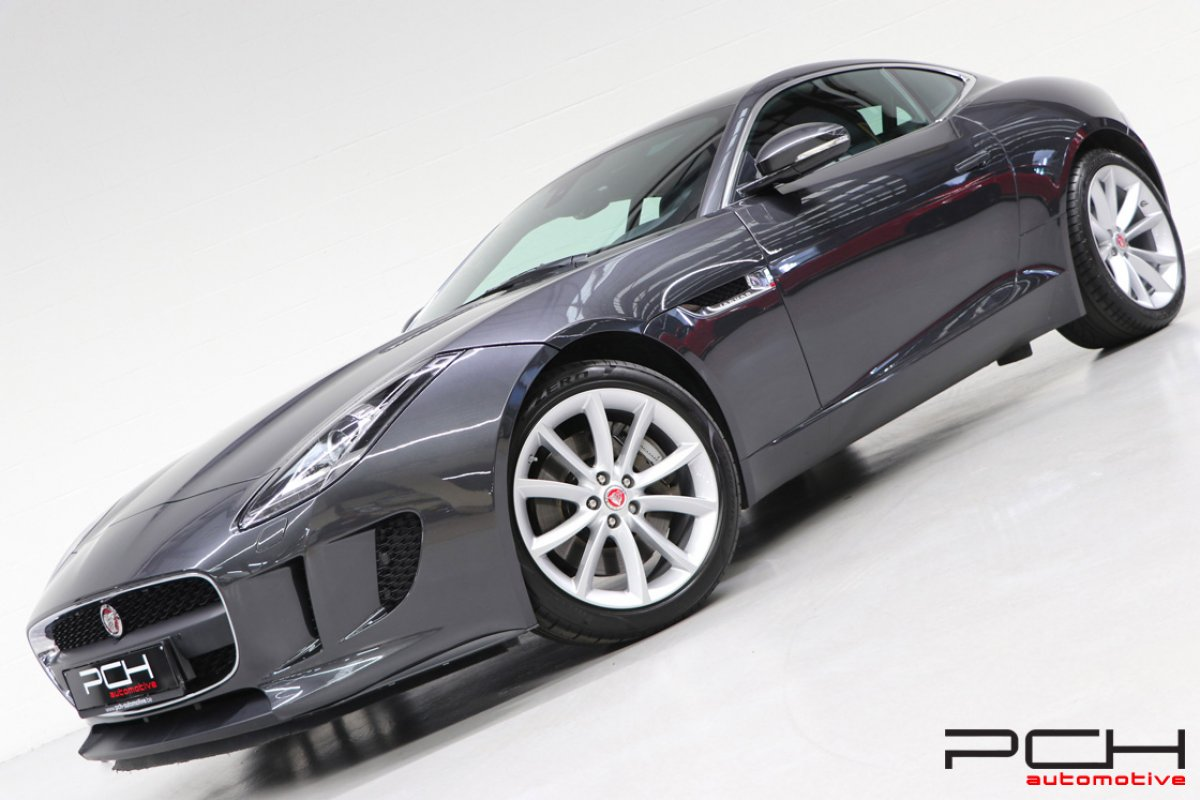 JAGUAR F-Type 3.0 V6 Supercharged 340cv Automatique
