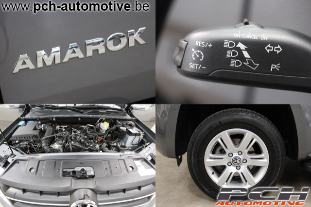 VOLKSWAGEN Amarok 2.0 TDi Highline Confort 4Motion + HARD-TOP